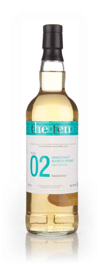 Aultmore 2005 (Bottled 2014) - The Ten #02 (La Maison du Whisky)
