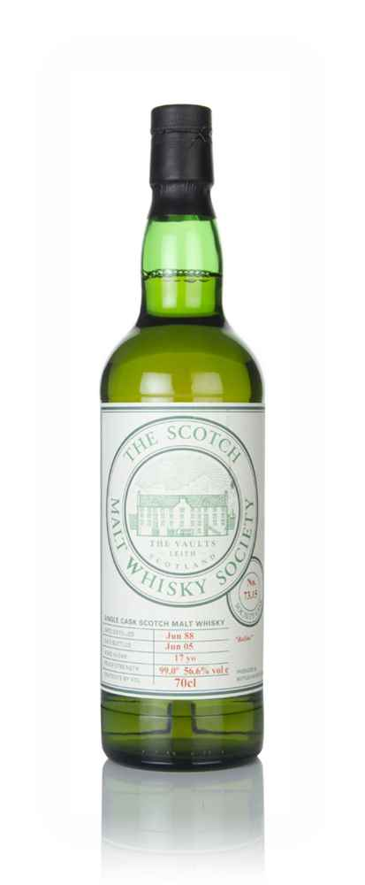 SMWS 73.15 17 Year Old 1988
