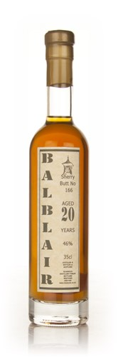 Balblair 20 Year Old Cask 166 (Bladnoch) 35cl