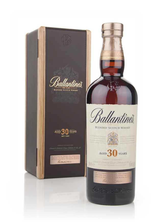 Ballantine S 30 Year Old Whisky Master Of Malt