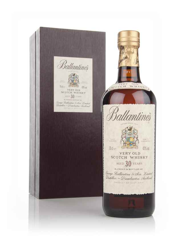 Ballantine's 30 Year Old (Old Bottling)