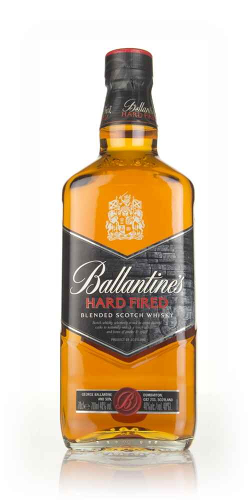 Ballantine's Hard Fired (70cl)
