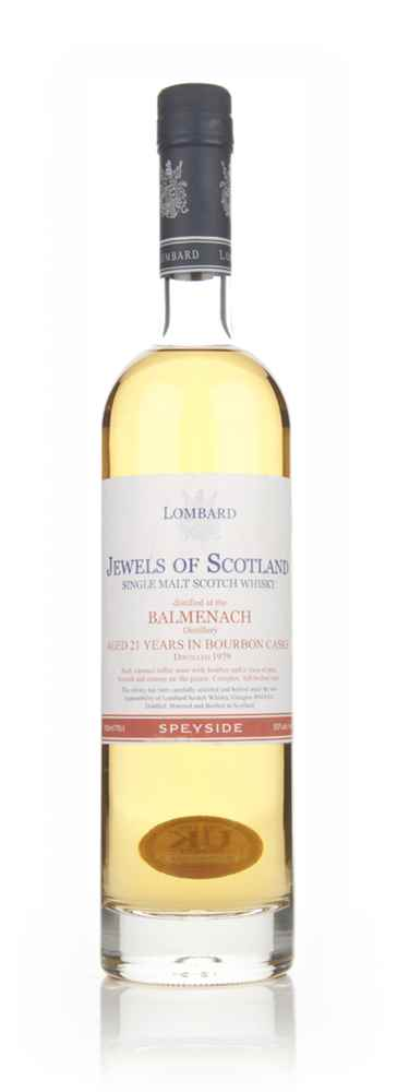 Balmenach 21 Year Old 1979 - Jewels of Scotland (Lombard)
