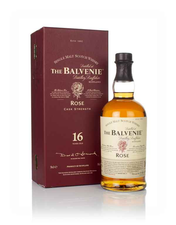 Balvenie 16 Year Old Rose (First Release)