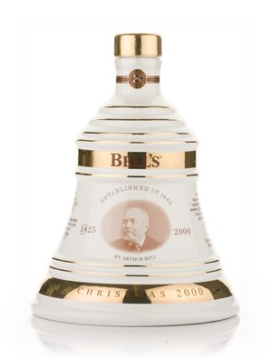 Bell's 2000 Christmas Decanter