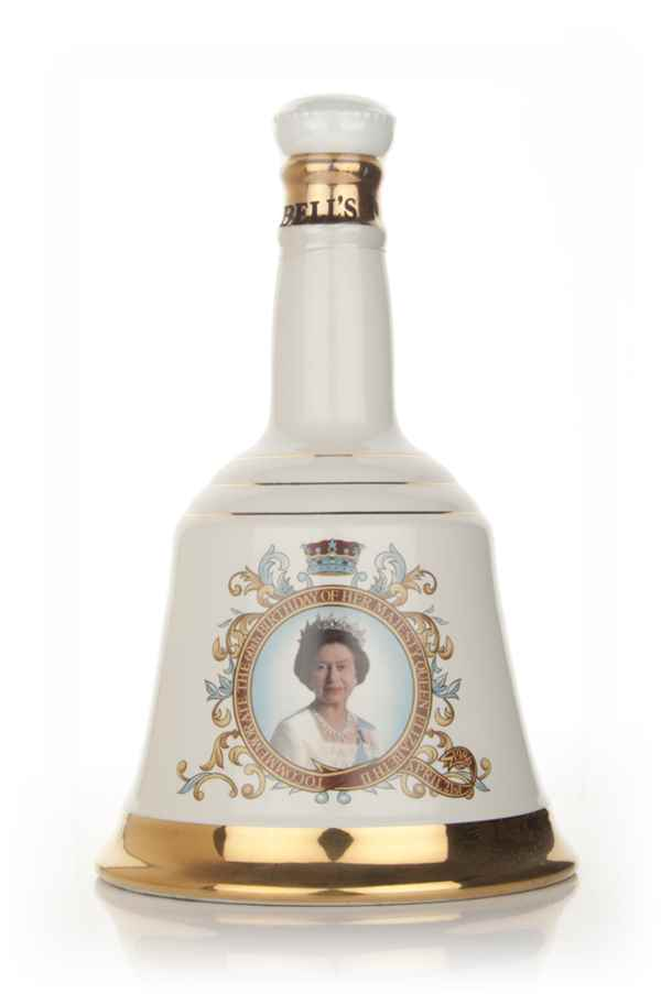 Bell's The Queen's 60th Birthday Decanter