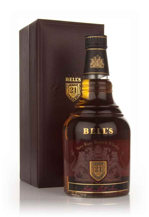 Bells Royal Reserve 21 Year Old 43%