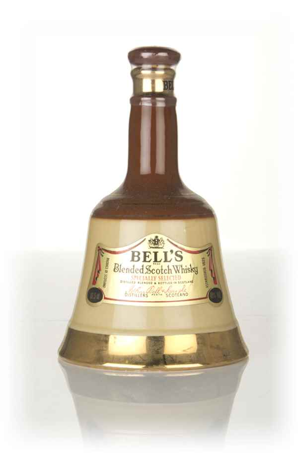 Bell's Blended Scotch Whisky Decanter 37.5cl - 1970s