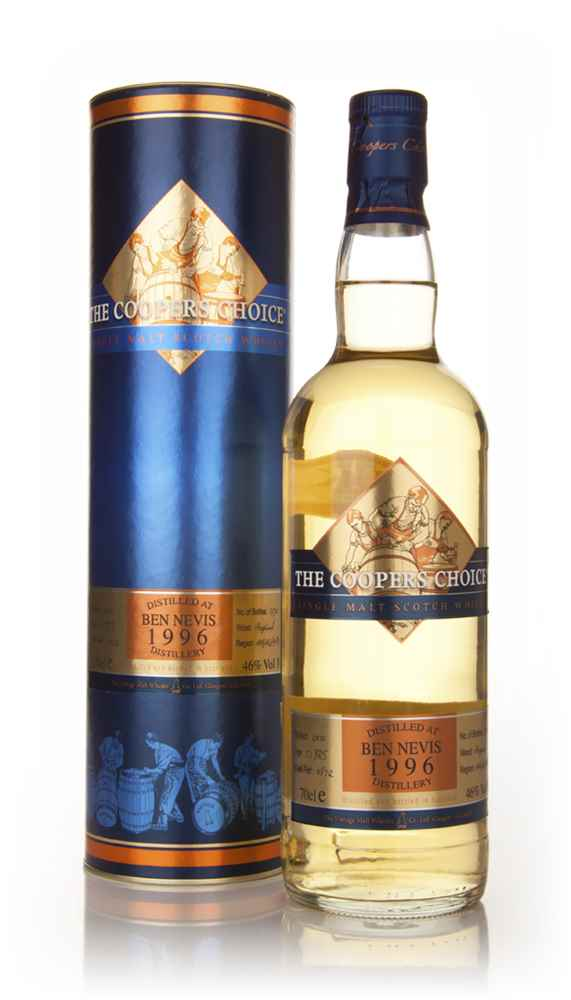 Ben Nevis 13 Year Old 1996 - The Coopers Choice (The Vintage Malt Whisky Co.)