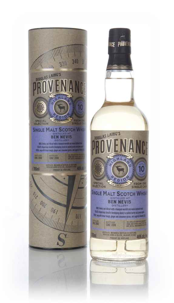 Ben Nevis 10 Year Old 2006 (cask 11195) - Provenance (Douglas Laing)