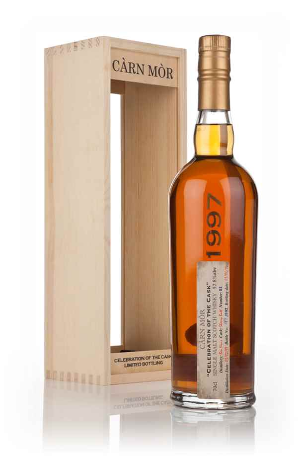 Ben Nevis 17 Year Old 1997 (cask 81) - Celebration Of The Cask (Càrn Mòr)