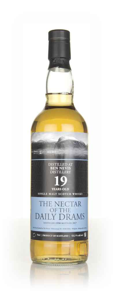 Ben Nevis 19 Year Old 1998 - The Nectar of The Daily Drams