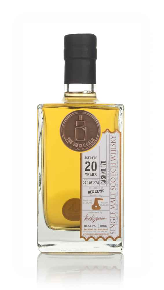 Ben Nevis 20 Year Old 1999 (cask 170) - The Single Cask