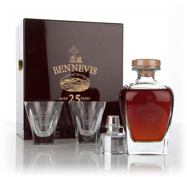 Ben Nevis 25 Year Old 1984 Presentation Case