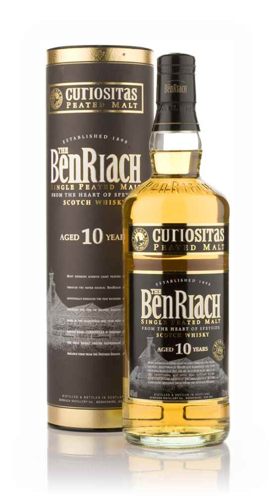 BenRiach 10 Year Old Curiositas (40%)
