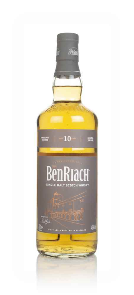 Image result for BenRiach 10 Year Old