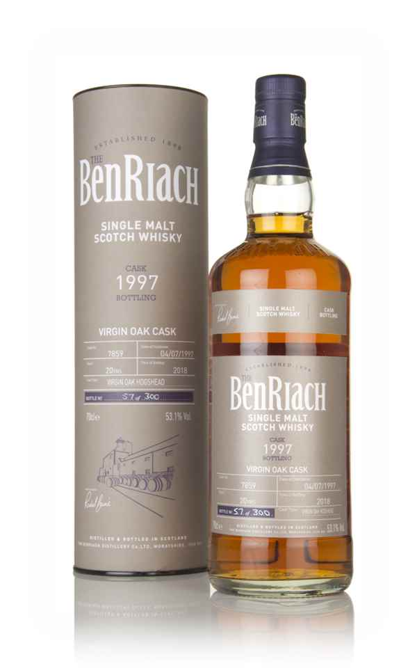 Benriach 20 Year Old 1997 (cask 7859)