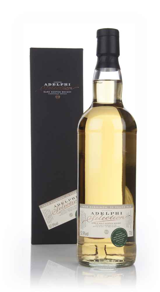 BenRiach 23 Year Old 1990 (cask 10698) - (Adelphi)