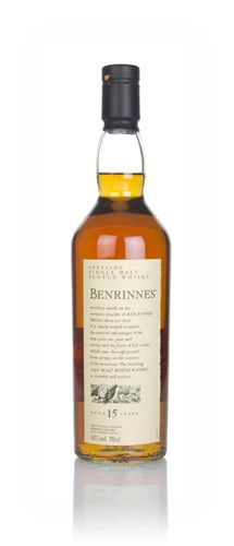 Benrinnes 15 Year Old - Flora and Fauna