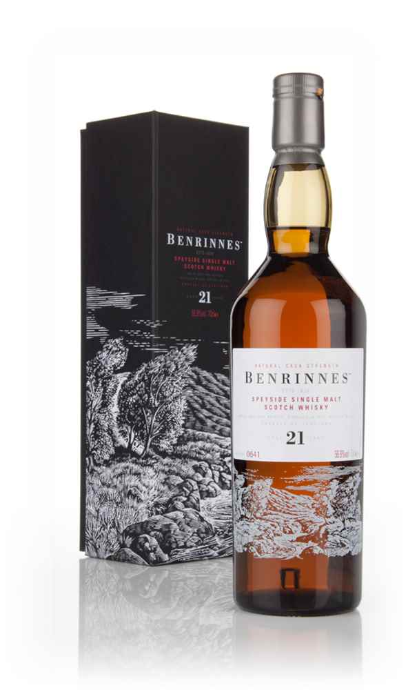Benrinnes 21 Year Old 1992 (2014 Special Release)