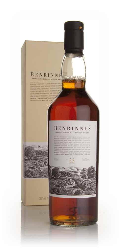 Benrinnes 23 Year Old 1985 (2009 Special Release)