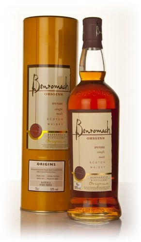 Benromach Origins 1999 - Batch 2 (Port Pipes)