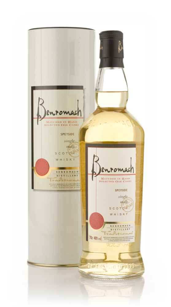 Benromach Traditional + 2 Blenders Glasses