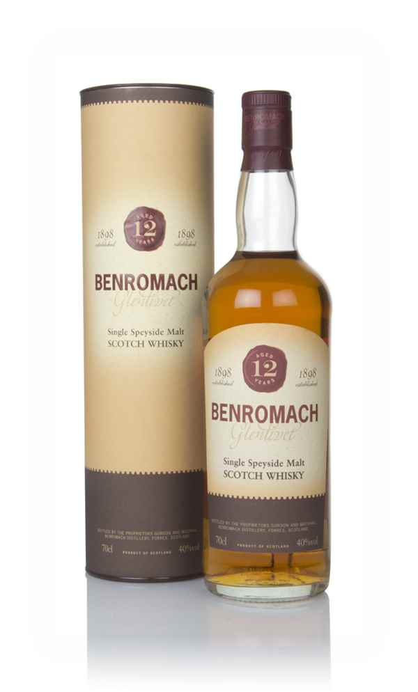 Benromach 12 Year Old - 1990s