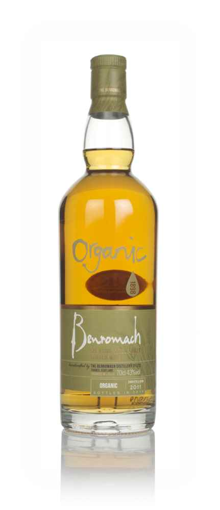 Benromach Organic 2011 (bottled 2019)