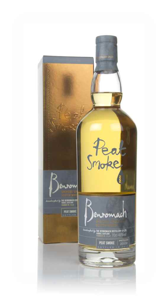 Benromach Peat Smoke 2008 (bottled 2017)