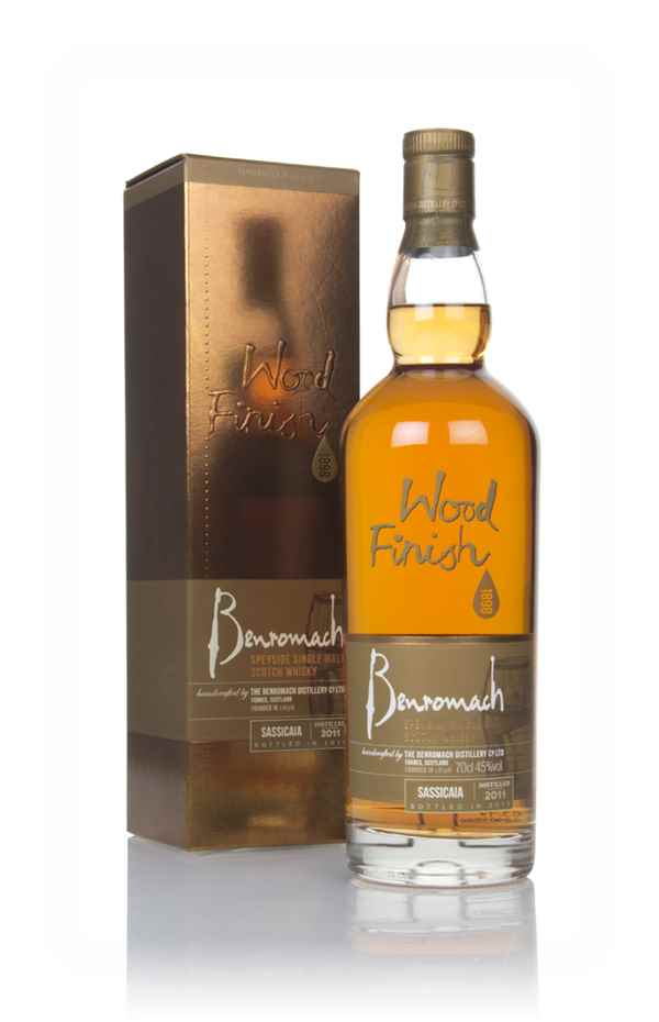 Benromach Sassicaia Wood Finish 2010 (bottled 2018)