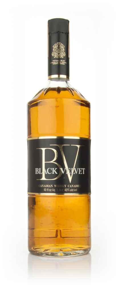 Black Velvet Canadian Whisky - 1970