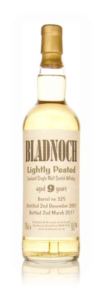Bladnoch 9 Year Old Lightly Peated