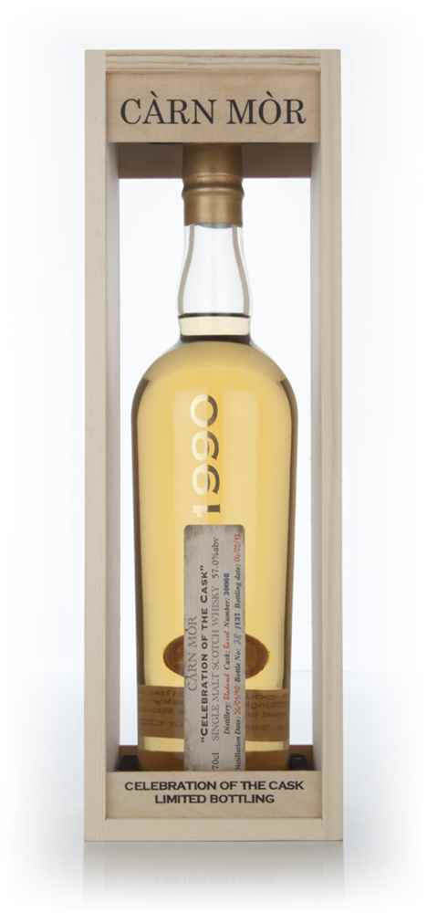 Bladnoch 23 Year Old 1990 (cask 30008) - Celebration of the Cask (Càrn Mòr)