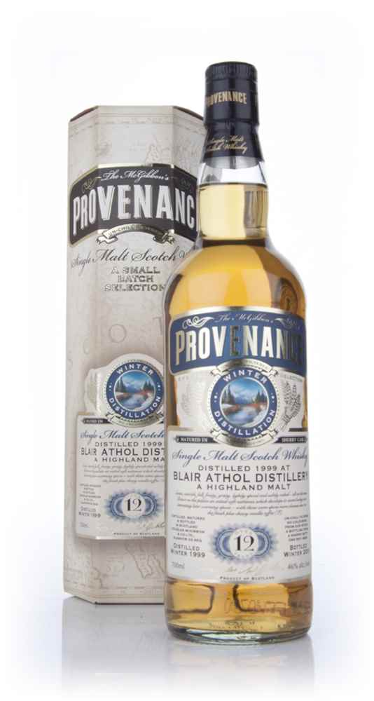 Blair Athol 12 Year Old 1999 (cask 8767) - Provenance (Douglas Laing)