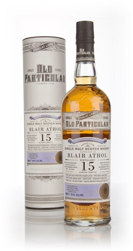 Blair Athol 15 Year Old 1998 (cask 10342) - Old Particular (Douglas Laing)