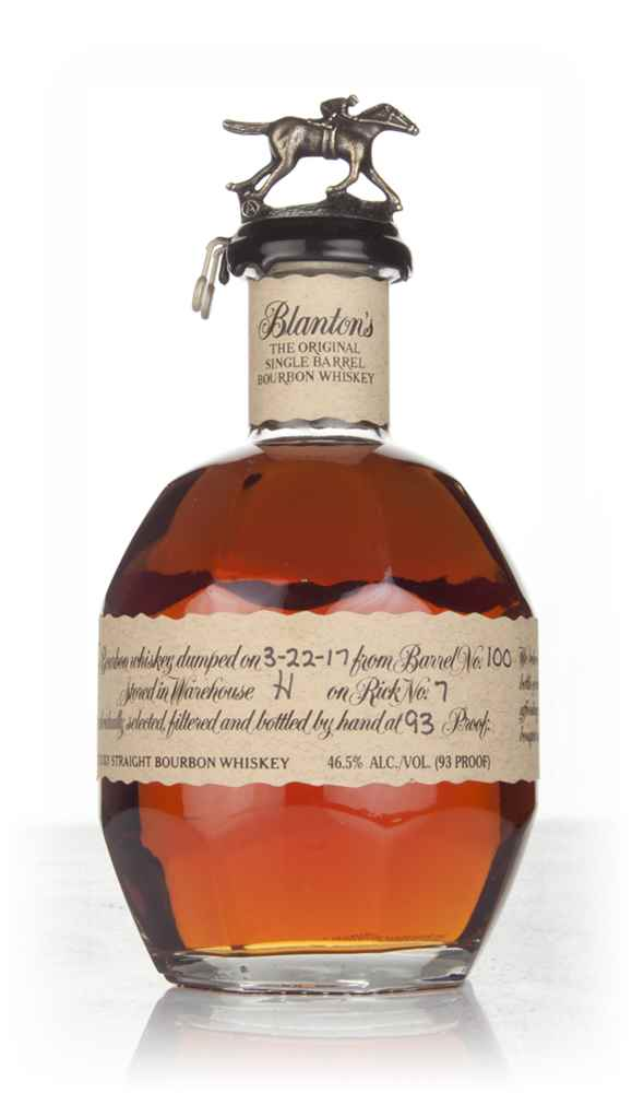 Blanton's Original Single Barrel - Barrel 100