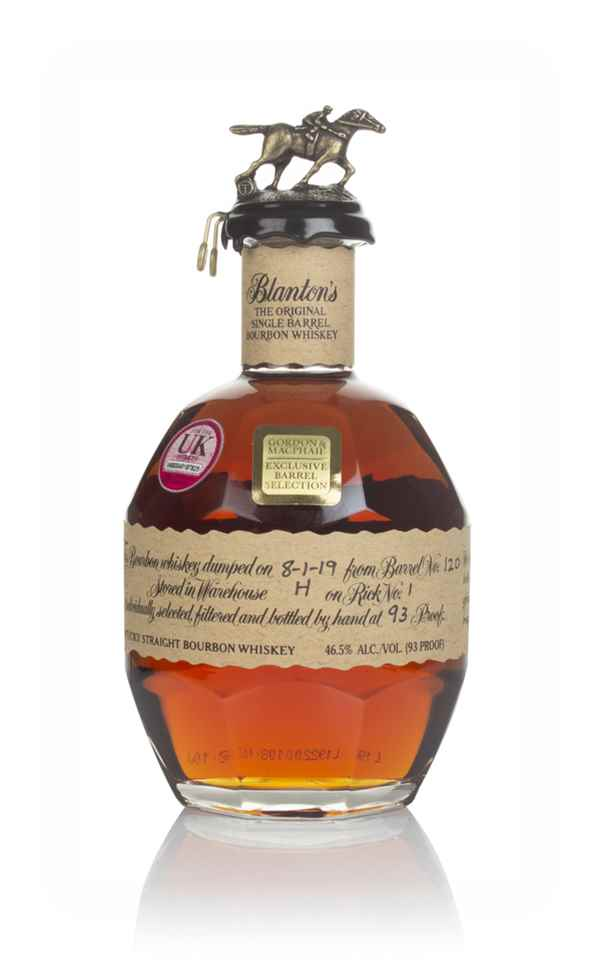 Blanton's Original Single Barrel - Barrel 120
