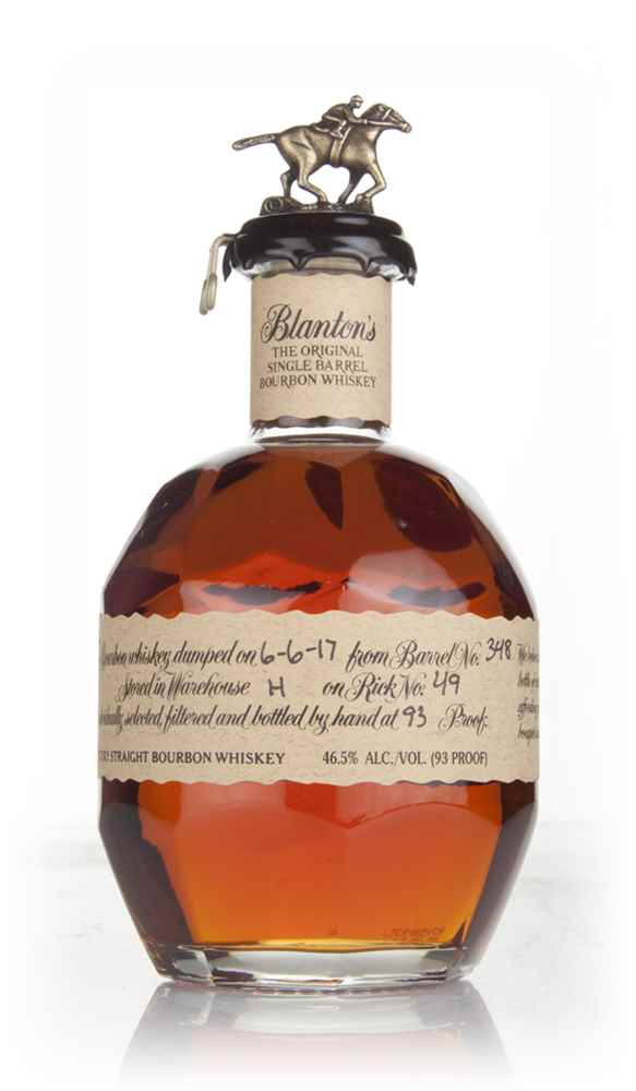 Blanton's Original Single Barrel - Barrel 348