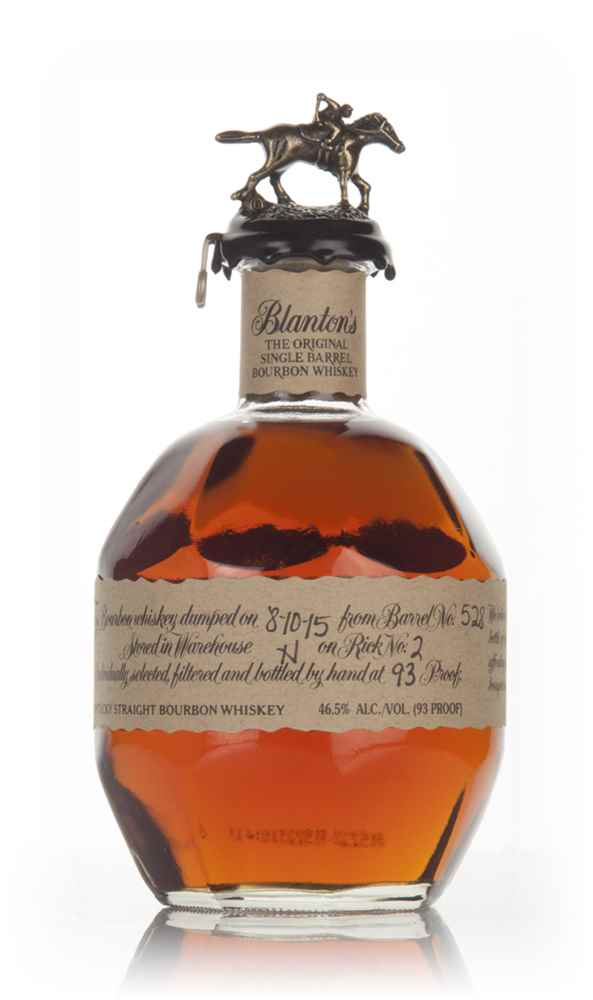 Blanton's Original Single Barrel - Barrel 528