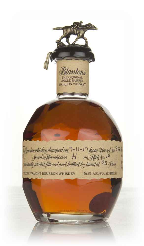 Blanton's Original Single Barrel - Barrel 852