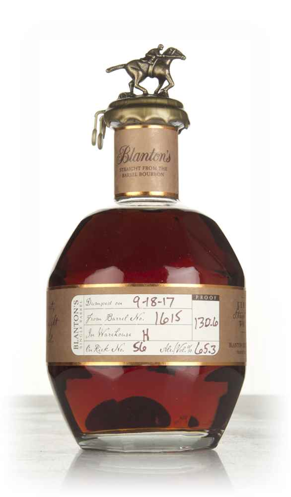 Blanton's Straight From The Barrel - Barrel 1615