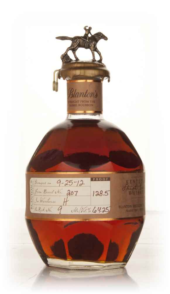 Blanton's Straight From The Barrel - Barrel 207
