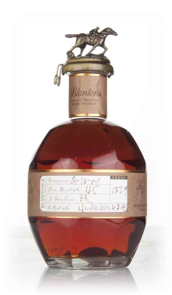 Blanton's Straight From The Barrel - Barrel 45
