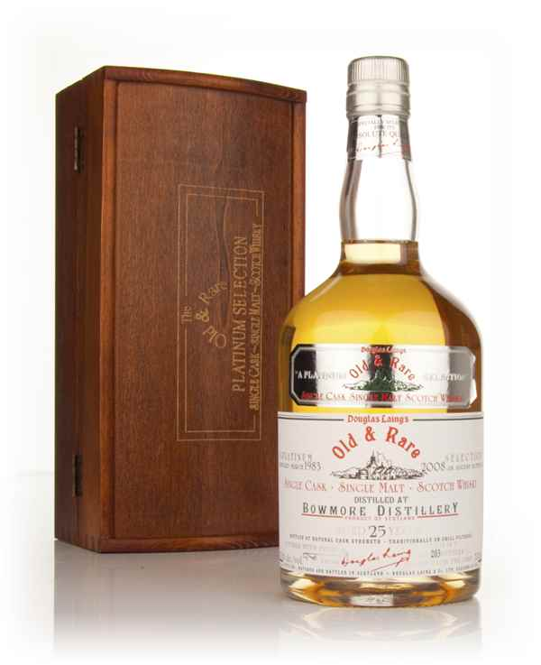 Bowmore 25 Year Old 1983 - Old and Rare Platinum (Douglas Laing)