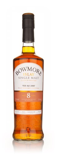 Bowmore 8 Year Old 1999 - Feis Ile 2008