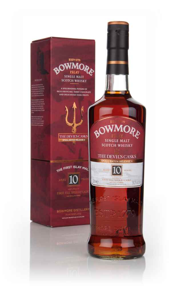 Bowmore 10 Year Old Devil's Casks II