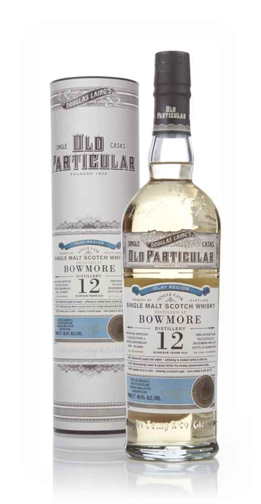 Bowmore 12 Year Old 2001 (cask 10284) - Old Particular (Douglas Laing)