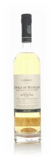Bowmore 12 Year Old - Jewels of Scotland (Lombard)