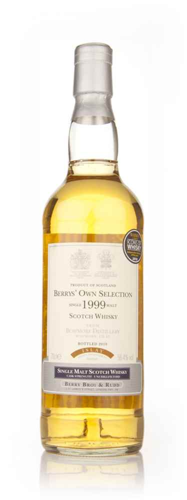 Bowmore 1999 (Berry Bros. & Rudd)